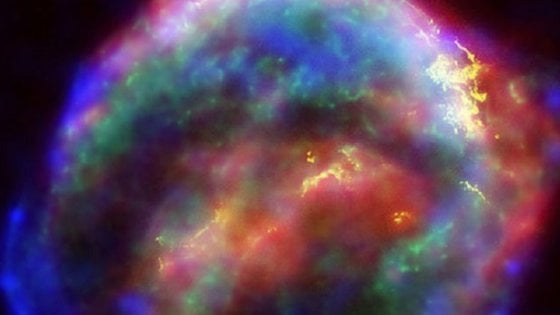 Spazio, la supernova di Keplero esplose senza lasciare tracce