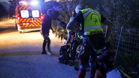 Onda anomala in canyon Corsica: 4 morti. Si cerca un disperso