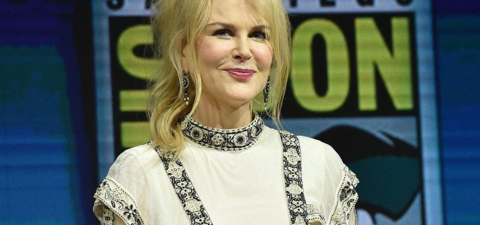 Anche Nicole Kidman nel cast del film sullo scandalo sessuale a Fox News