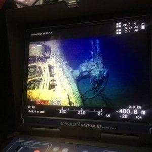 Capraia, ritrovato il relitto del sommergibile Guglielmotti, affondato nella Grande Guerra