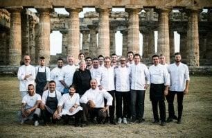 Paestum: grazie alla cena  dei sogni raccolti 32 mila  euro per gli scavi