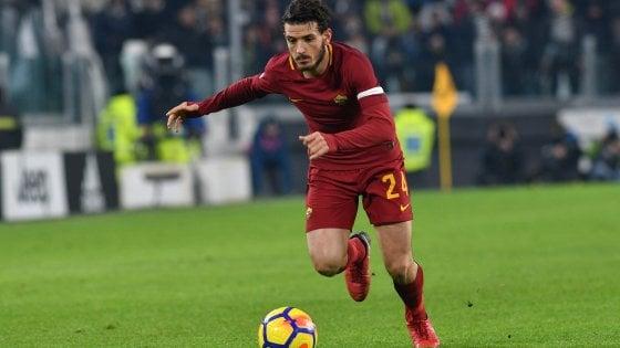 Florenzi rinnova con la Roma: contratto fino al 2023