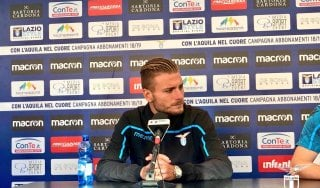 Lazio, primi acciacchi di stagione: stop per Berisha e Immobile