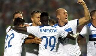 Europa League, Sarajevo-Atalanta 0-8: Gomez e Barrow trascinano gli orobici al terzo turno preliminare