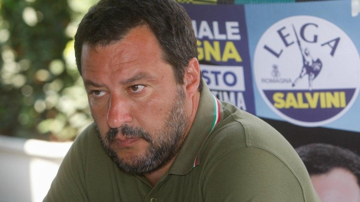 ROMA. Un Matteo Salvini aggressivo, soprattutto nei confronti di Forza