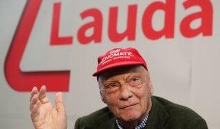 F1, Niki Lauda resta grave ma i medici mostrano ottimismo