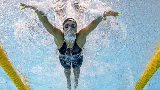 Nuoto, Europei: è finale per tre azzurre e le due staffette veloci stile libero
