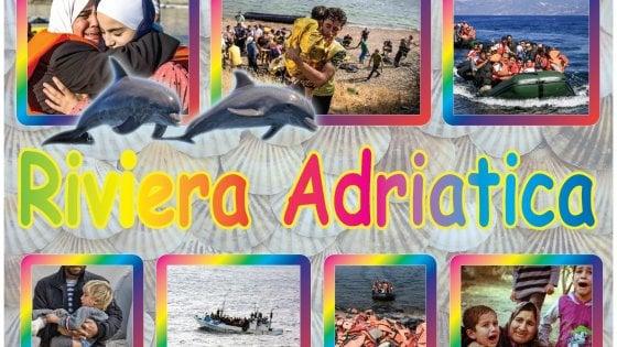"""Migranti, al via la campagna """"Solo in cartolina"""": vota le 10 postcards più belle da mandare a Salvini"""
