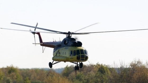 Si schianta elicottero in Siberia: 18 morti