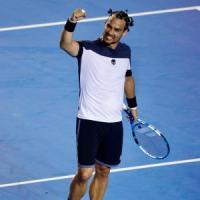 Tennis, Los Cabos: Fognini vola in finale, sfiderà Del Potro