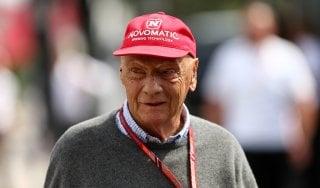 F1, Lauda fuori dal coma artificiale. I medici: ''Soddisfatti del decorso post operatorio''