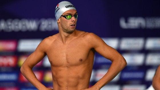 Nuoto, Europei: finale per Paltrinieri e Acerenza nei 1500 e per la 4x200 sl mista