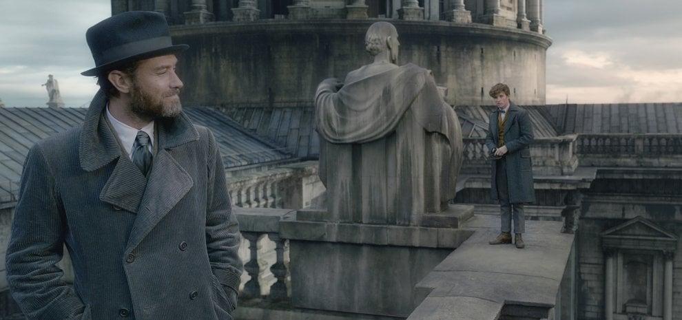 """Redmayne torna tra gli 'Animali fantastici': """"Questo nuovo film è molto più dark"""""""