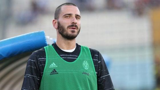 Juventus, Bonucci a un tifoso: ''Scuse? Risponderò sul campo''