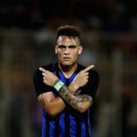 Amichevoli, Inter-Lione 1-0: decide Martinez nel secondo tempo