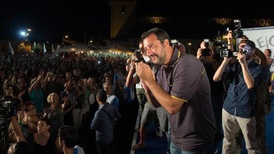 """Manovra, Salvini: """"In autunno rivoluzione sulle tasse"""". Di Maio: """"No strappi con Ue, ma avanti su flat tax e reddito di cittadinanza"""""""