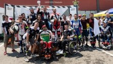 Bmw Motorrad Italia al fianco della Di.Di. Diversamente Disabili