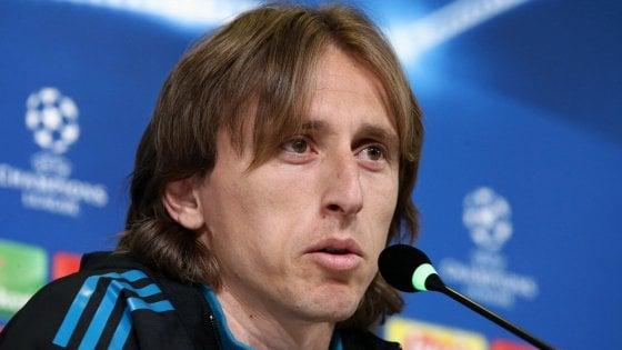 """Real Madrid, Lopetegui sicuro: """"Modric sarà ancora un nostro giocatore"""""""