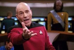 'Star Trek', Patrick Stewart torna come Capitano Picard