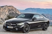 Mercedes-Benz C43 AMG Coupé