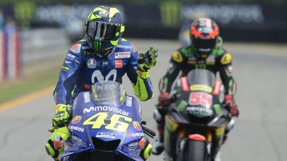MotoGP | Valentino Rossi fiducioso per il Gran Premio d'Austria