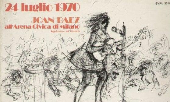 """Joan Baez: """"Io, quella canzone che rubai a Bob Dylan e gli orrori di Donald Trump"""""""