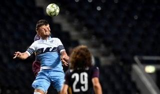Lazio, Inzaghi ha scelto la difesa. Immobile torna in gruppo, out solo Berisha