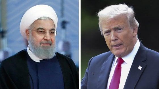 """Trump minaccia: """"Chi fa affari con l'Iran, ha chiuso con noi"""". Ma Mogherini: """"Incrementare il business con Teheran"""""""