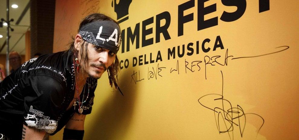 Johnny Depp star in crisi: a rischio anche Jack Sparrow