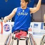 Filippo, astro del basket: