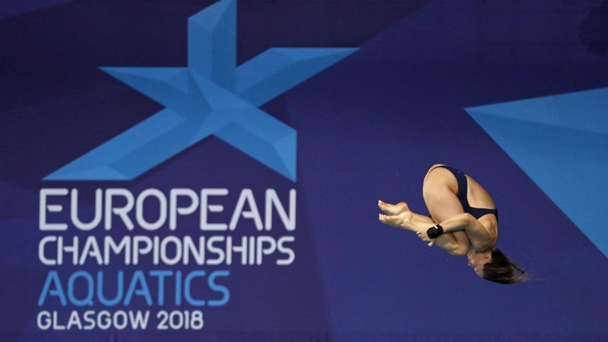 EDIMBURGO - Noemi Batki ha vinto la medaglia d'argento nella
