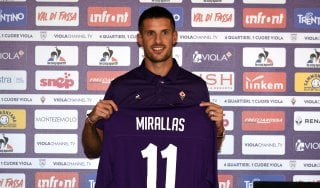 """Fiorentina, Mirallas ha le idee chiare: """"Voglio aiutare i giovani a vincere"""""""