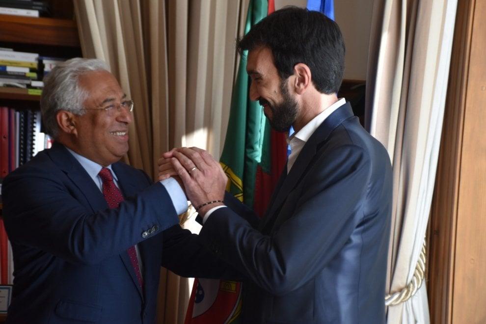 Pd, dopo Sanchez Martina vede il portoghese Costa. Il premier di Lisbona sarà alla festa dell'Unità