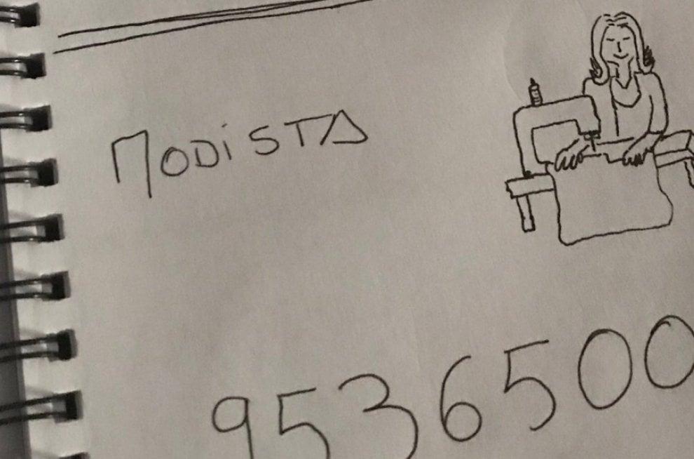 Spagna, nonnina analfabeta può consultare la rubrica telefonica grazie ai disegni del nipote
