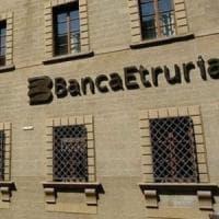 Etruria, la Corte d'Appello: crisi nota a Consob dal 2013