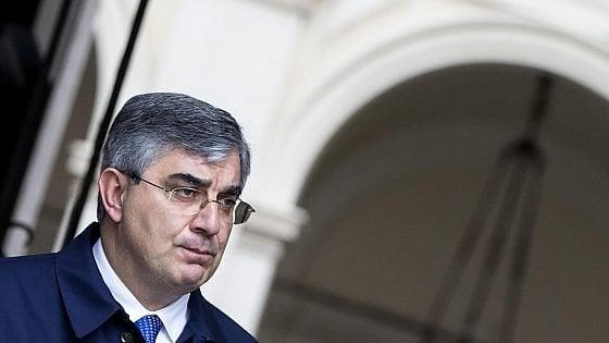 """Abruzzo, il governatore D'Alfonso si è dimesso: """"Legnini candidato del centrosinistra? È una risorsa della Repubblica"""""""