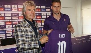 Fiorentina, ecco Pjaca: ''Volevo solo la Viola''. Antognoni: ''Merita la 10''