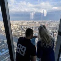 Affacciati sulla capitale russa: la magia di Mosca dal punto d'osservazione più alto d'Europa
