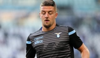 Lazio, il Real Madrid si sfila per Milinkovic: il rinnovo è vicino