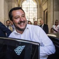 """Salvini: """"Introdurrò il quoziente familiare per premiare la natalità"""""""