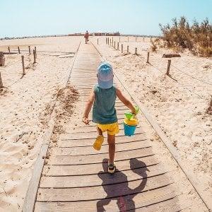 Genitori separati e figli: ecco le regole per le visite in vacanza