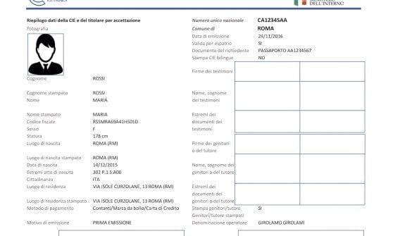 """Carta d'identità, colpo di spugna di Salvini: """"No a genitore 1 e 2, si torna a madre e padre"""". Ma in realtà sul sito appare """"genitori"""""""