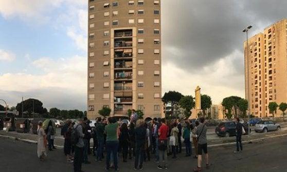 TorPiùBella, tra visite guidate a Tor Bella Monaca e black out che fanno nascere un'associazione di inquilini