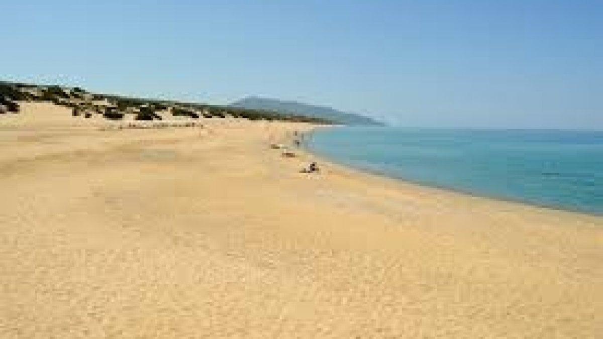 Cartina Sardegna nord Ovest Spiagge