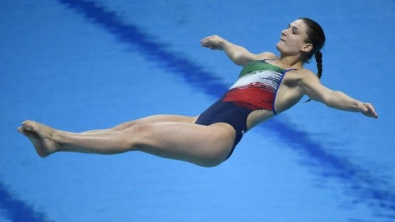 Tuffi, Europei: Bertocchi bronzo nel trampolino un metro