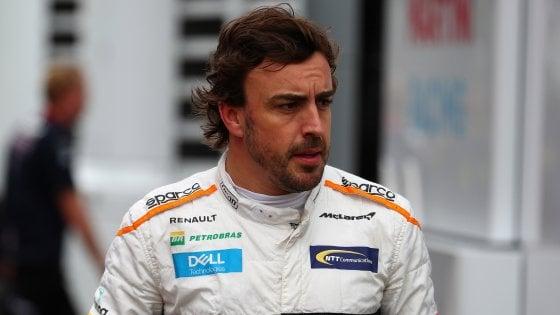 """F1, Alonso replica a Horner: """"Io porto caos? E' di sicuro la hit dell'estate"""""""