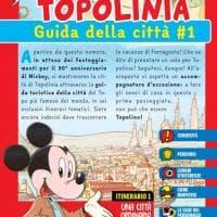 Tutti turisti a Topolinia con la nuova guida di Topolino