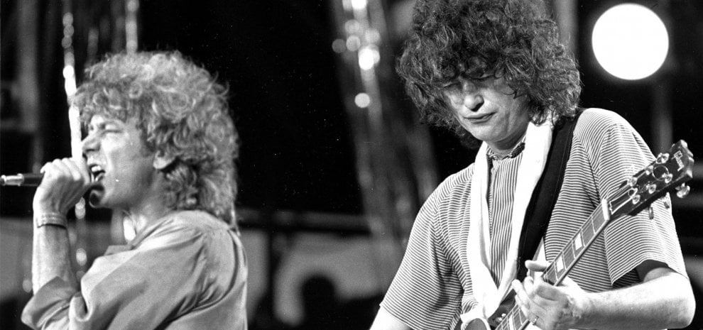 Led Zeppelin, cinquant'anni di una leggenda rock