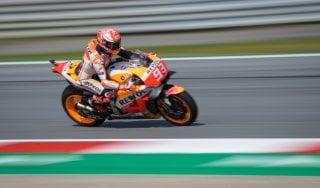 MotoGp, Austria: terze libere a Marquez, settimo Dovizioso