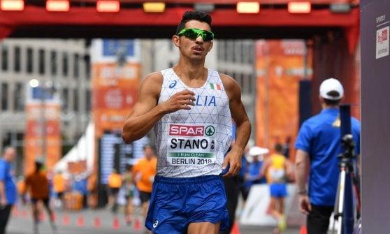 Atletica, Europei: Palmisano bronzo nella 20 km marcia femminile